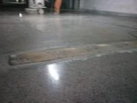 混凝土固化